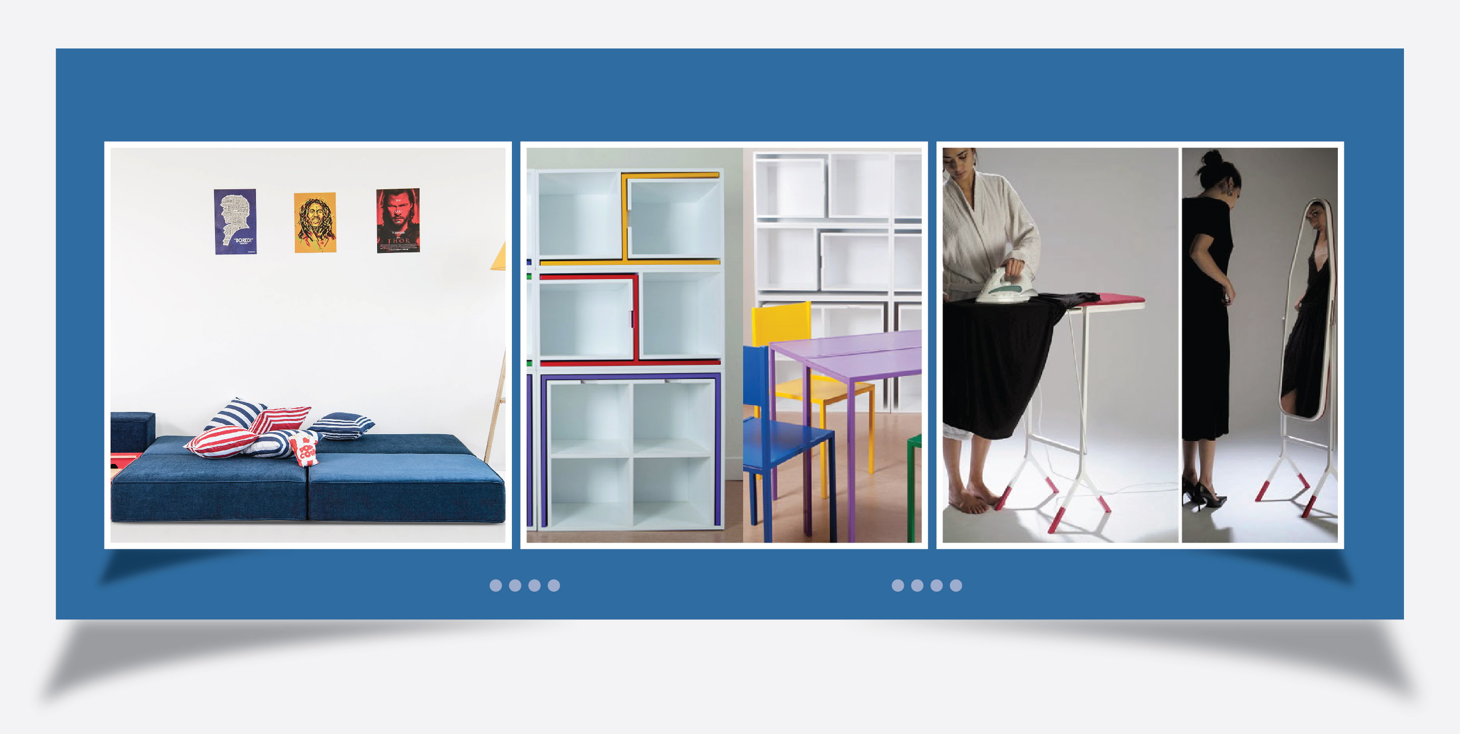 Multitasking Furniture for the Smart Home - That Feeling Called Home