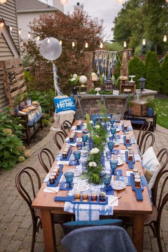 Housewarming Party Decor Ideas - That Feeling Called Home