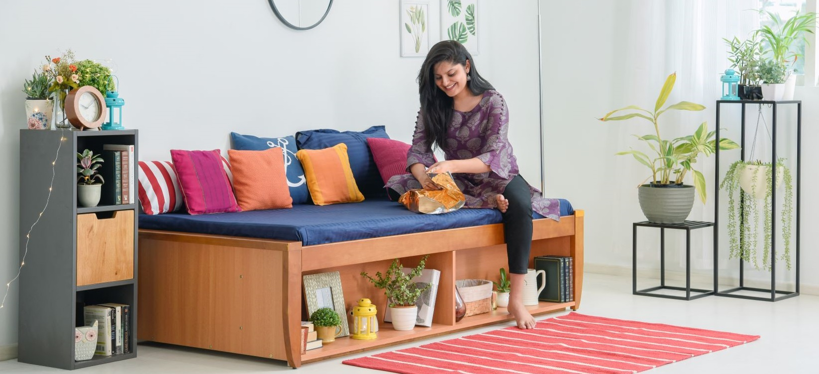 Arrange Living Room Furniture- Accessibility