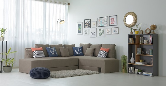 Arrange Living Room Furniture- Big Pieces