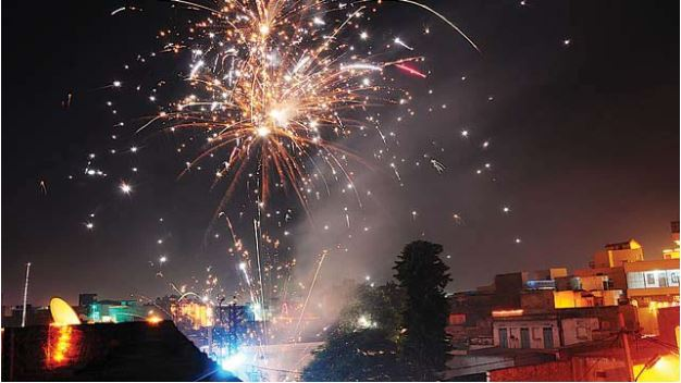 Say no to diwali firecrackers