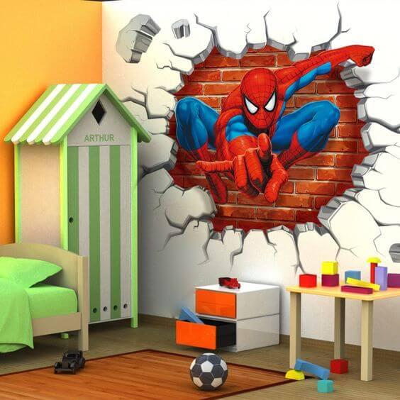 Kids Wall Decor- Cartoon