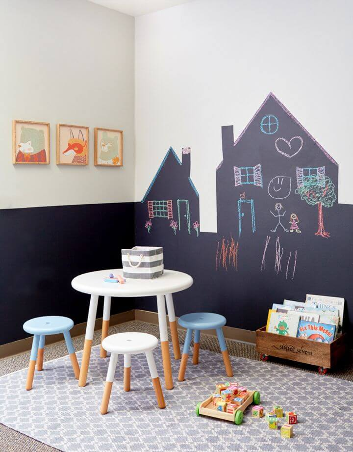 Kids Wall Decor- Chalkboard