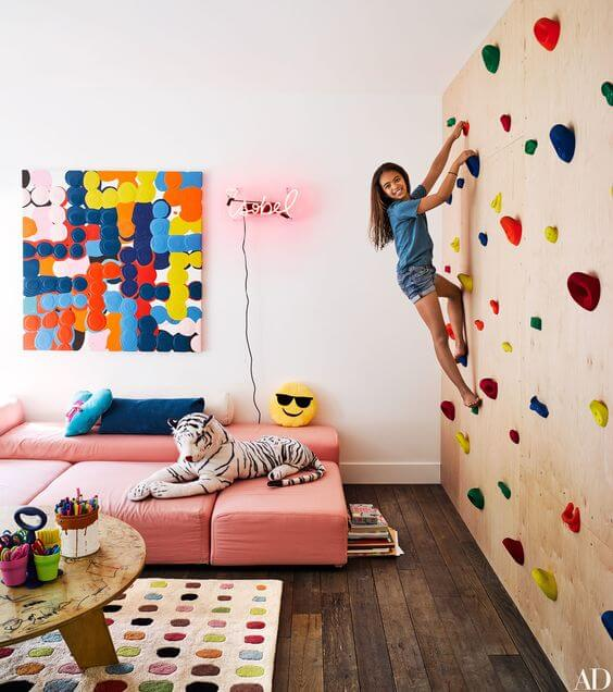 Kids Wall Decor- Play