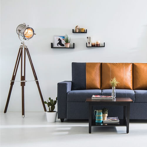 Living Room Decor- Lighting