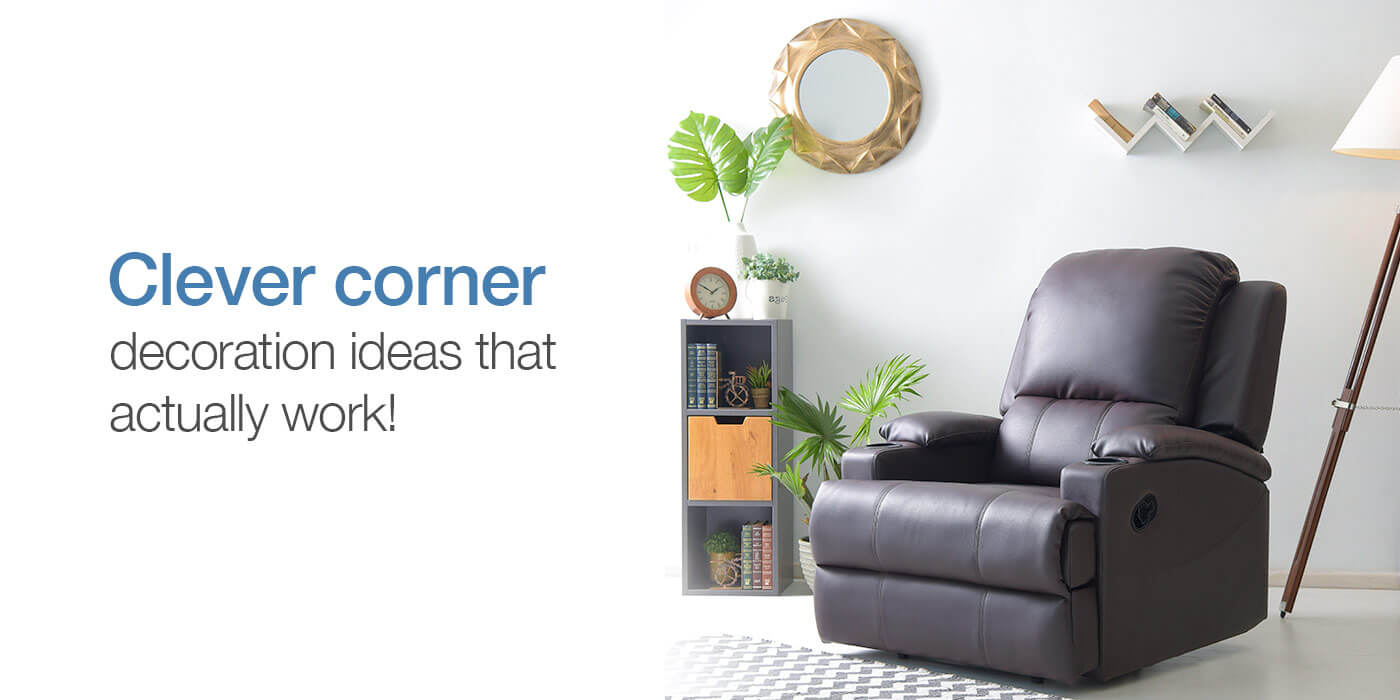 10 Tips And Tricks To Decorate A Corner In A Living Room Furlenco