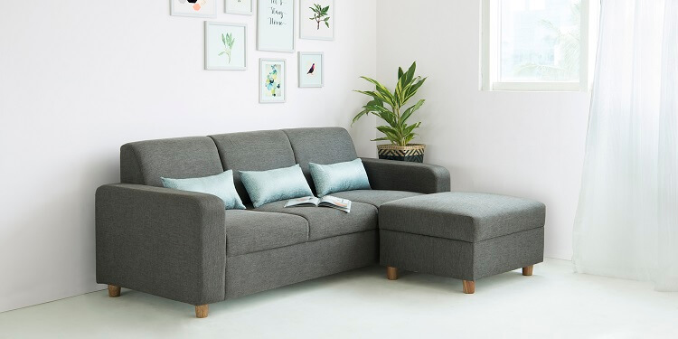Sofa Designs- Space Saving