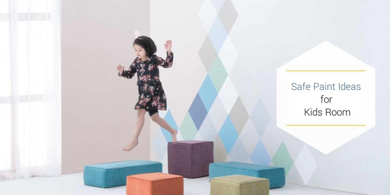 How to choose safe paints for kids