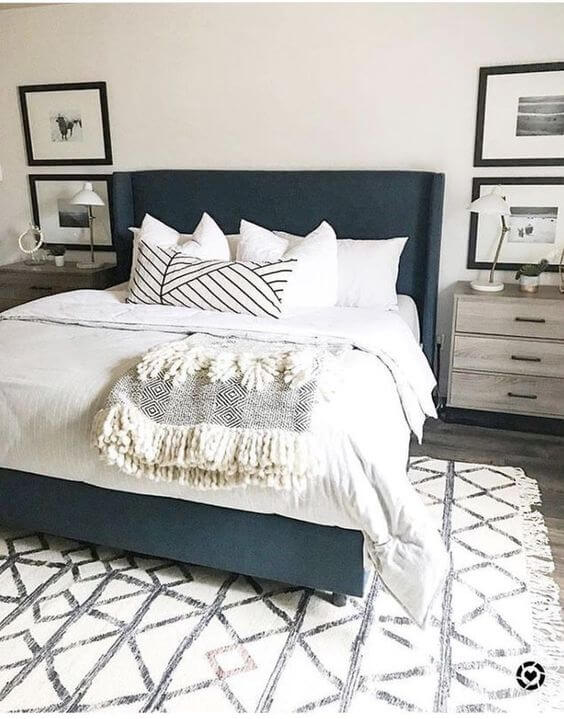 Move Furniture- Winter Ready Bedroom