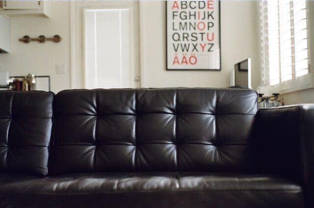 Sofa Designs- Leather Sofa