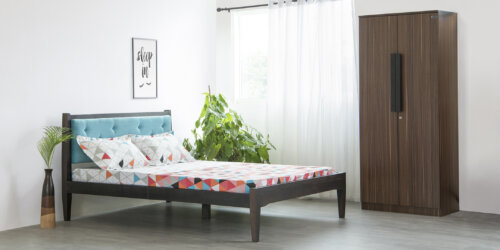 Bedroom Designs- Less is more