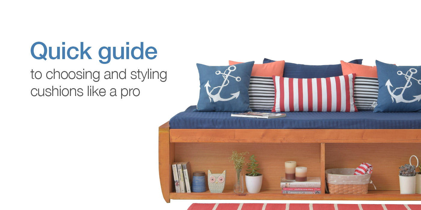 How to select cushions