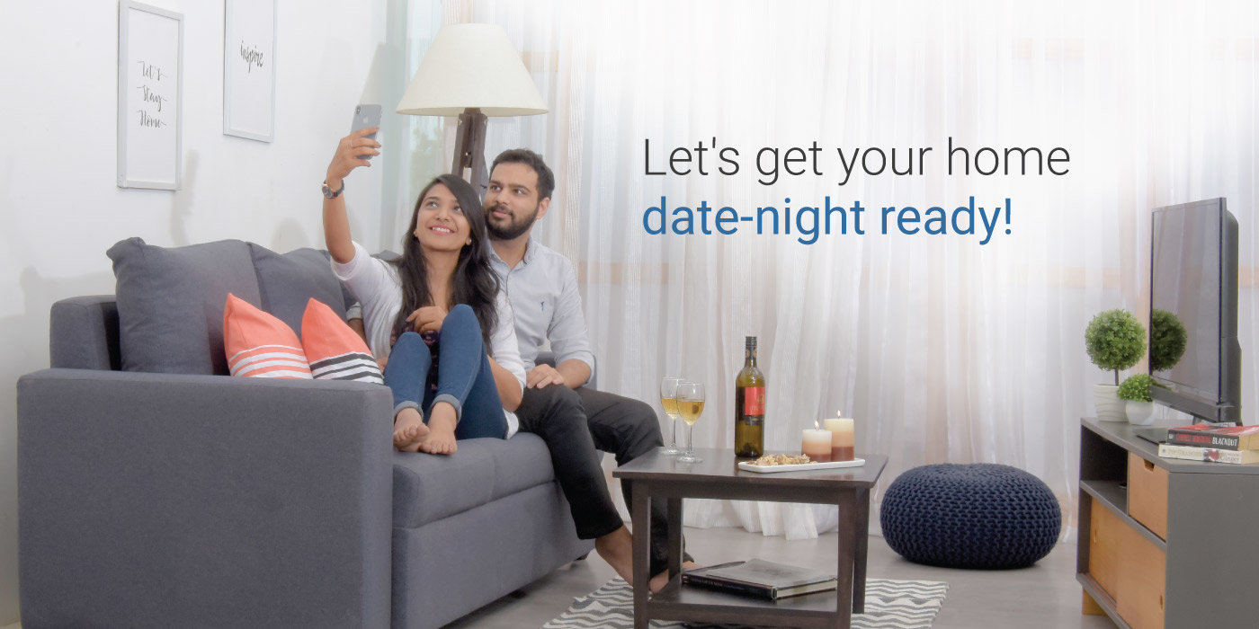 Make your home date night ready