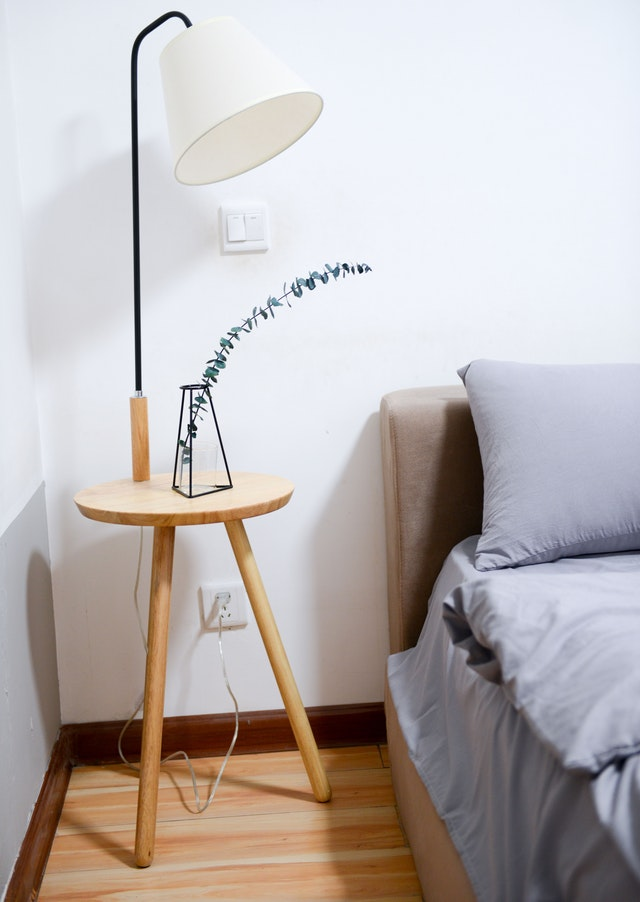 Bedroom Essentials- Bedside table