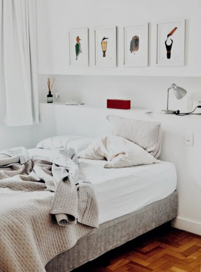 Bedroom Essentials- Wall Decor