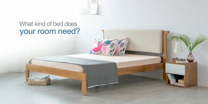 Choose perfect bed for your bedroom