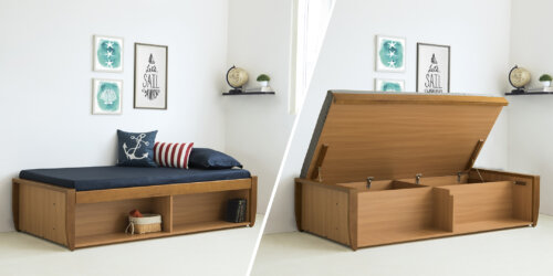 Diwan for living room- Storage
