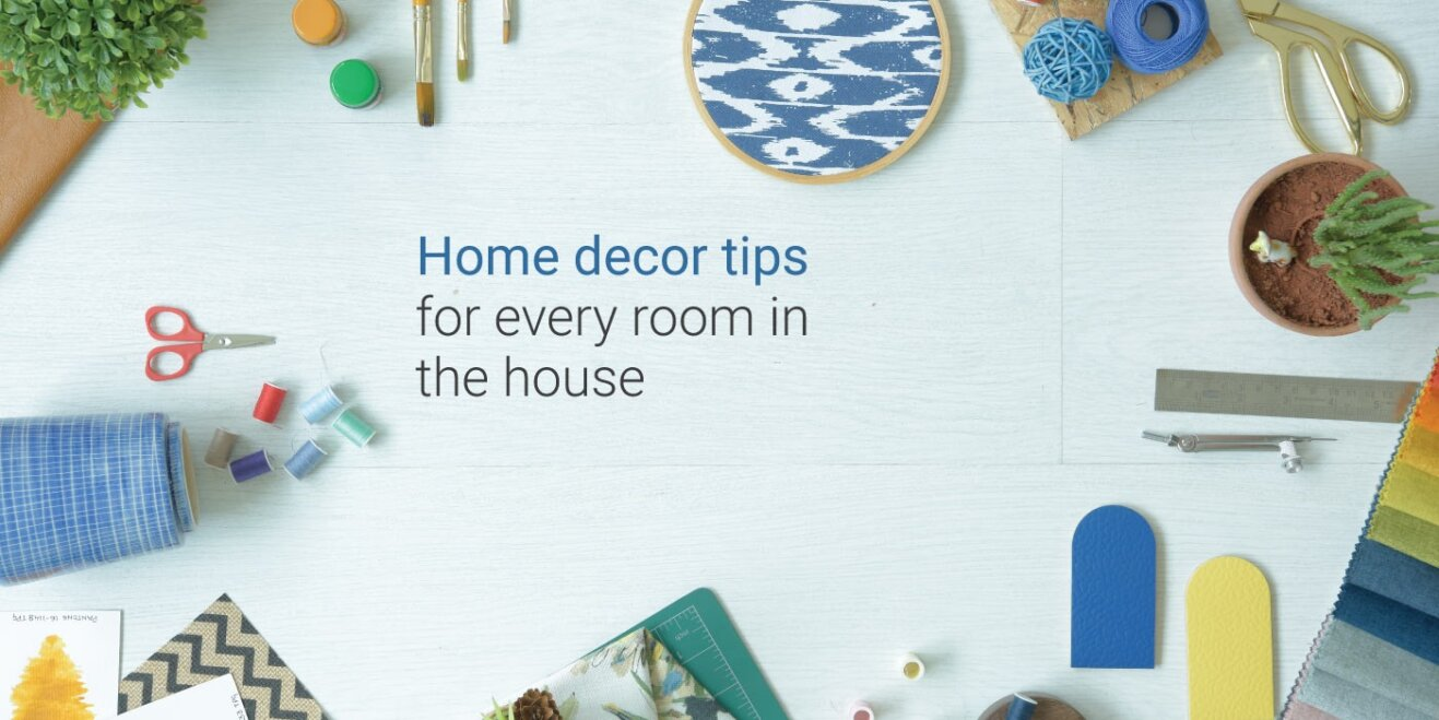 Home Decor Ideas- Room by Room