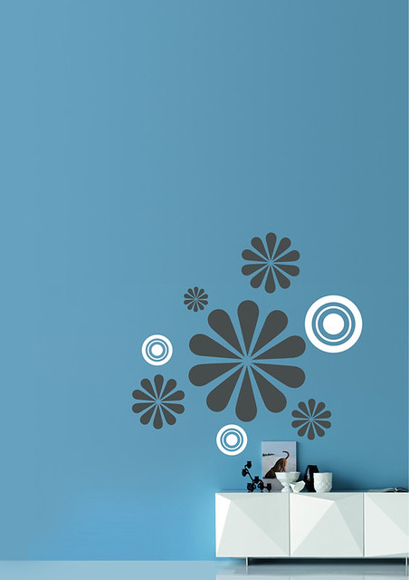 How to Hide Cracks- Wall Decals