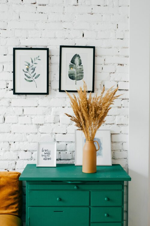 How to decorate home on a budget- Reuse
