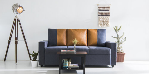 How to make home look luxurious- Plush Seating