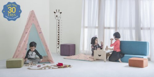 Kids Furniture- Scale, Proportion & Balance