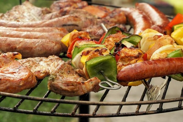 Things to do in Bangalore- Barbeques