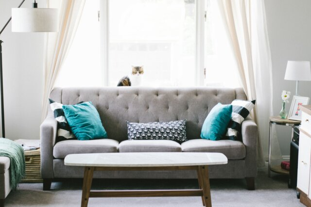 How to choose the right sofa- Pallet & pattern