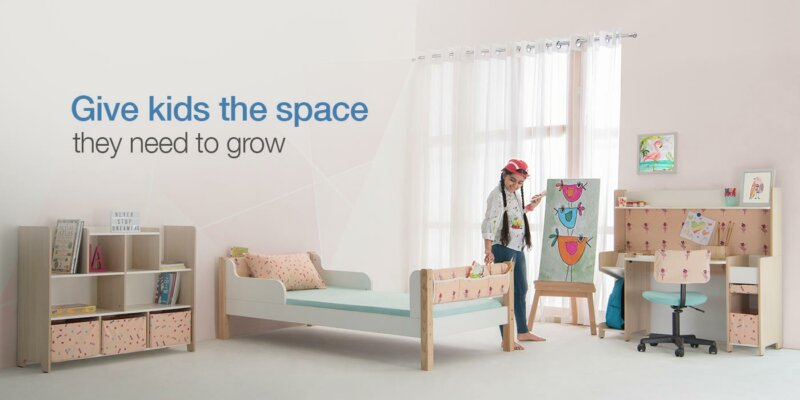 Maximise Kids Bedroom Space