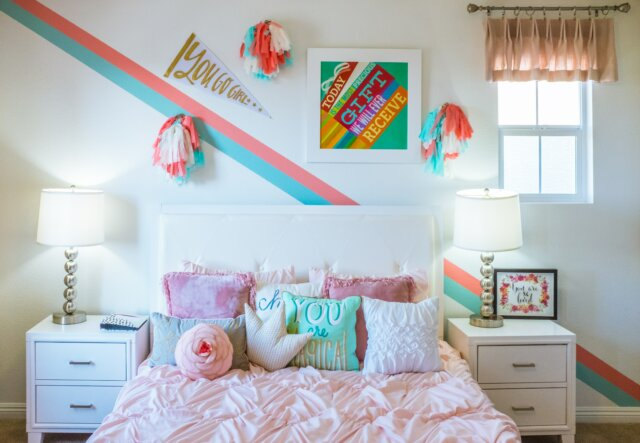 Maximise Kids Bedroom Space- Clear Stuff