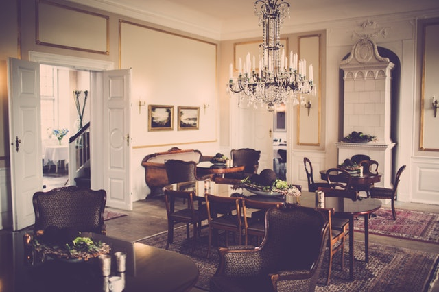 Breakfast Nook- Classical