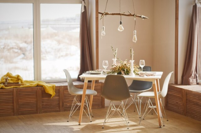 Breakfast Nook- Whimsical