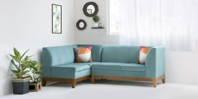 Couch Arrangement- L Shaped