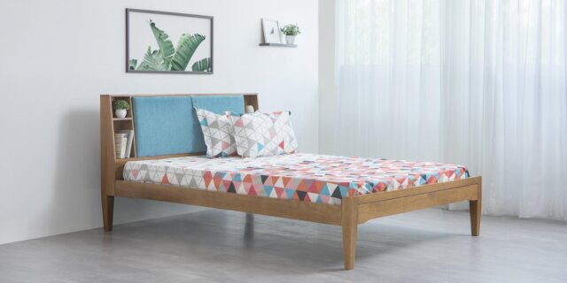 Home Furnishing for Parents- Comfortable Bed