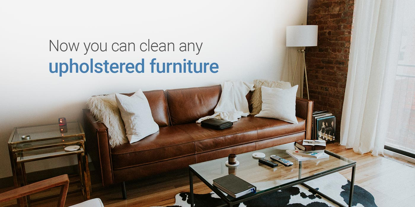 How to Clean Different Types of Upholstered Furniture - Furlenco