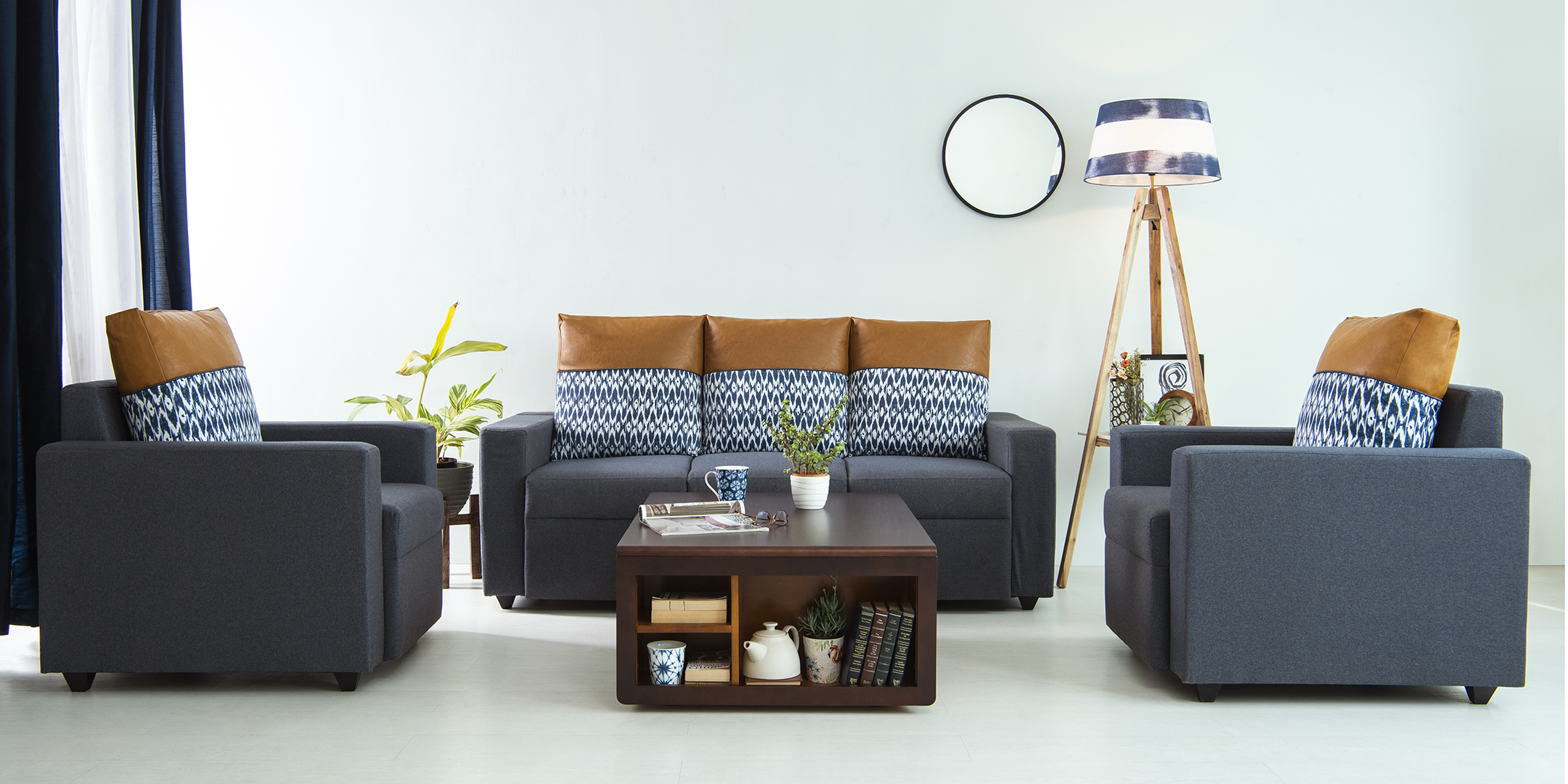 Design Perfect Holiday Home- Furniture that lights your room