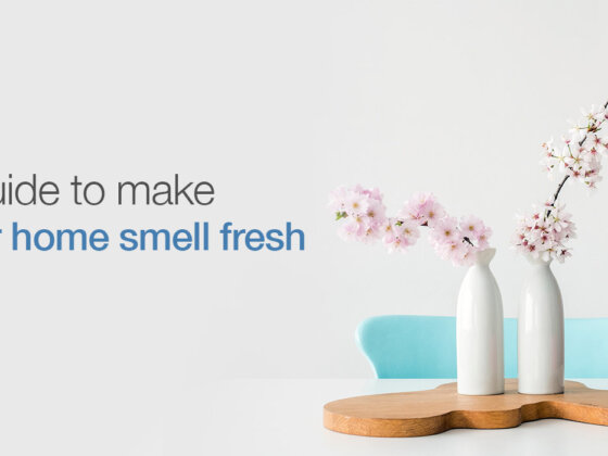 Easy Ways to Make Home Smell Fresh
