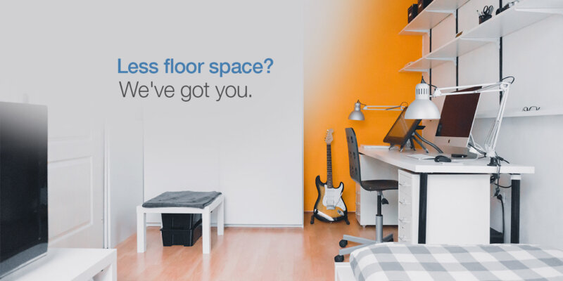 Floor Space Utilization