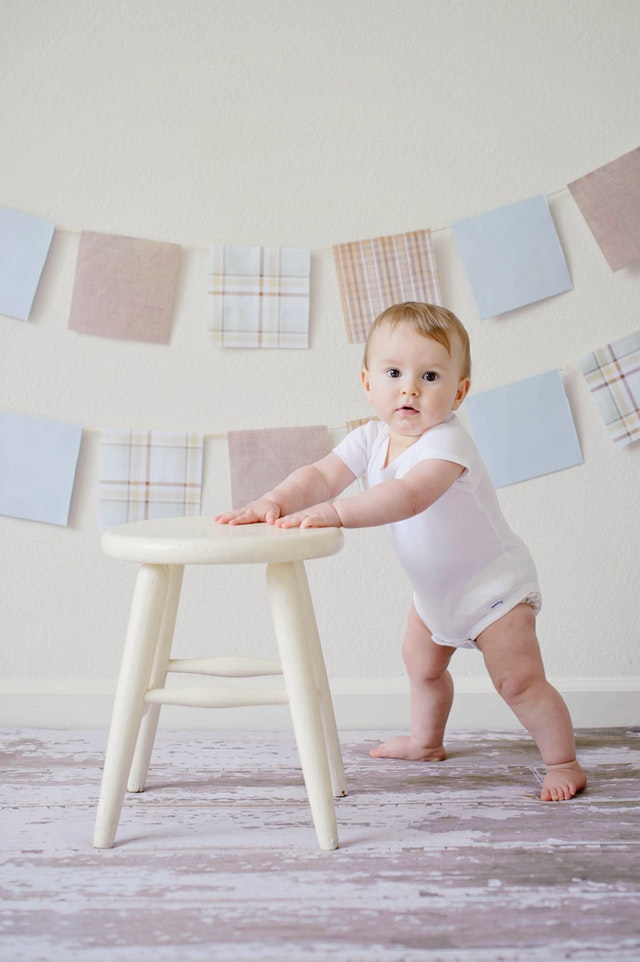 Kids Room Makeover- Tiny Chairs